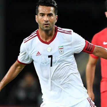 Maglia Iran Mondiali 2018 bianca