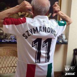 Szymanowski maglia Leganes away 2018-2019