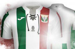 Leganés maglia tricolore away 2018-19