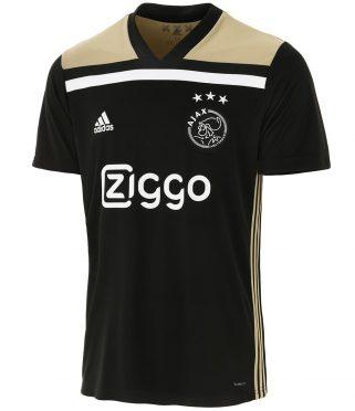 Maglia Ajax away 2018-2019 nera