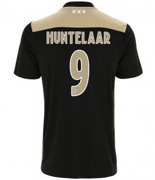 Maglia trasferta Ajax - Huntelaar 9
