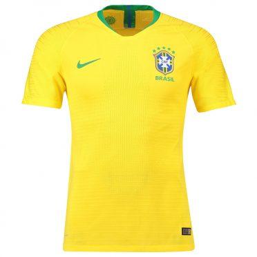Maglia Brasile Mondiali 2018 Nike