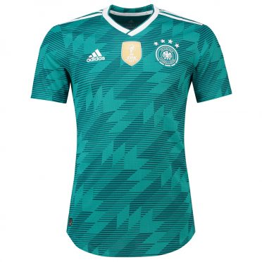 Maglia Germania away verde mondiali 2018