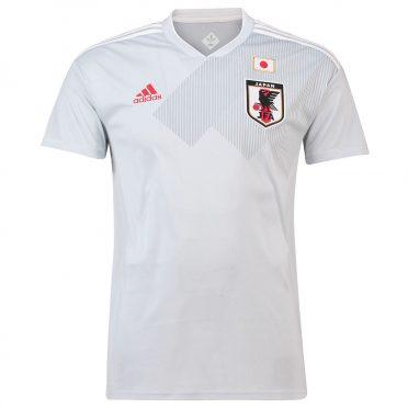 Seconda maglia Giappone 2018
