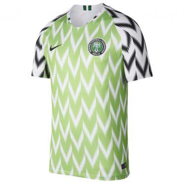 Maglia Nigeria Mondiali 2018 Nike