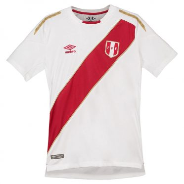 Maglia Perù Mondiali 2018 Umbro