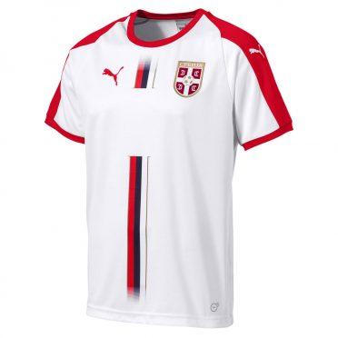 Serbia divisa trasferta 2018 Puma