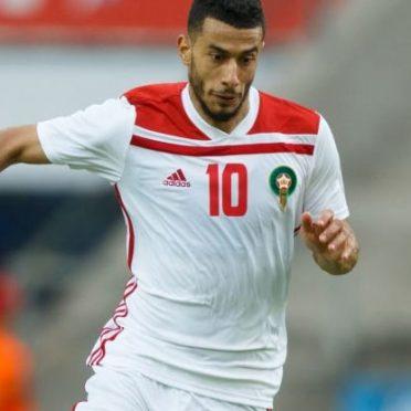 Seconda maglia Marocco mondiali 2018 bianca