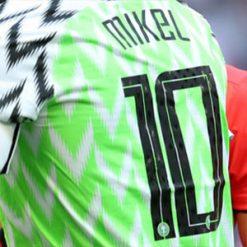 Font Nigeria 2018 Nike