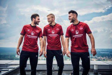 Divisa Norimberga 2018-2019 Umbro
