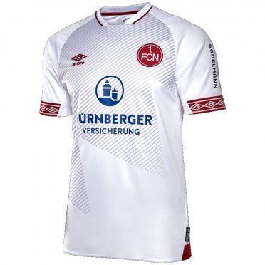 Seconda maglia Norimberga 2018-2019 Umbro