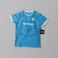 Olympique Marsiglia Logo Shirt