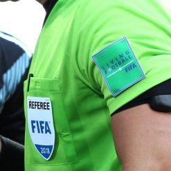 Patch FIFA arbitro spillatrice