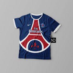 Paris Saint Germain Logo Shirt