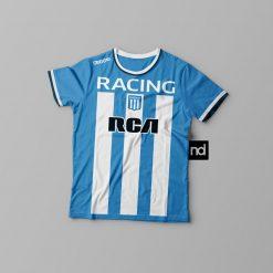 Racing Avellaneda Logo Shirt