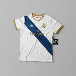 Real Madrid Logo Shirt