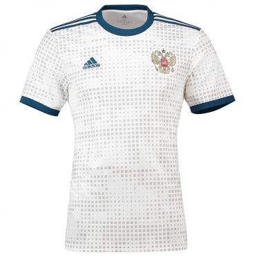 Seconda maglia Russia 2018
