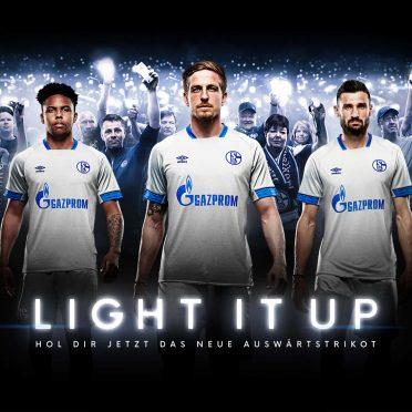 Kit Schalke 04 trasferta 2018-2019