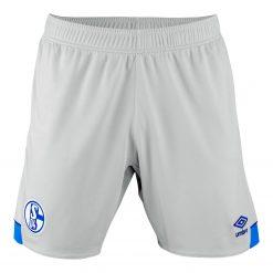 Calzoncini Schalke 04 away grigi