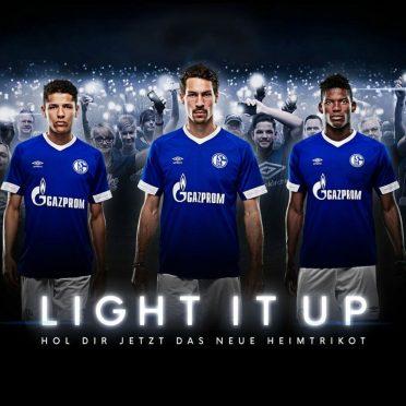 Divisa Schalke 04 home 2018-2019
