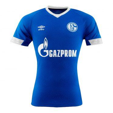 Maglia Schalke 04 2018-2019 home Umbro
