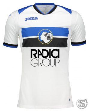 Seconda maglia Atalanta 2018-2019 bianca