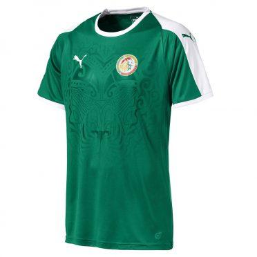 Seconda maglia Senegal 2018 verde
