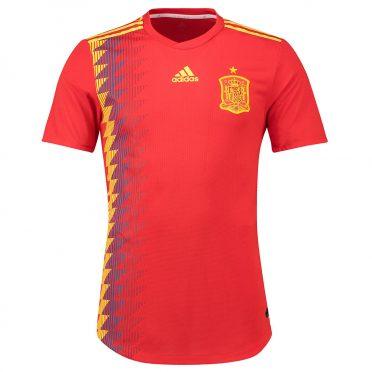 Maglia Spagna mondiali 2018