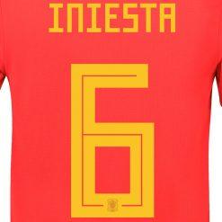 Spagna font 2018 - Iniesta 6