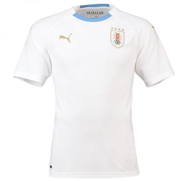 Seconda maglia Uruguay Puma