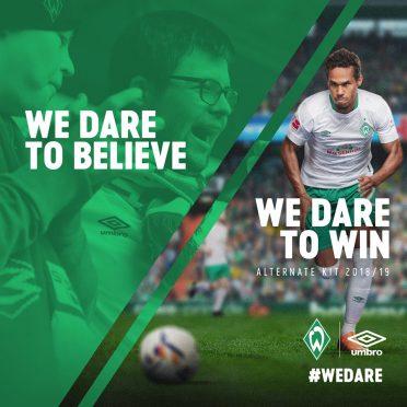 Maglie Werder Bremen 2018-2019