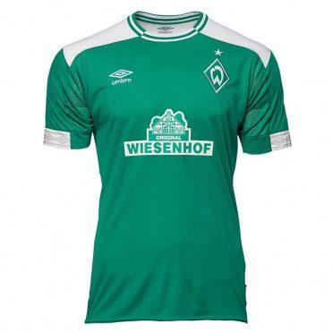 Maglia Werder Bremen 2018-2019 home