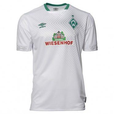 Terza maglia Werder Brema 2018-2019 bianca
