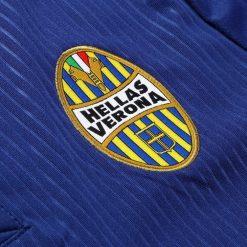 Stemma Hellas Verona, maglia Macron