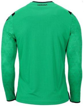 Retro maglia verde portiere Hellas