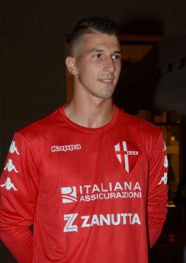 Maglia portiere Padova Calcio