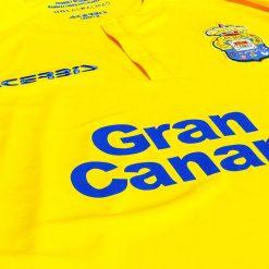 Dettaglio prima maglia Las Palmas Acerbis