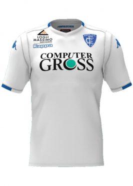 Empoli seconda maglia 2018-2019