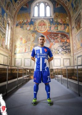 Kit Padova Calcio away 2018-2019