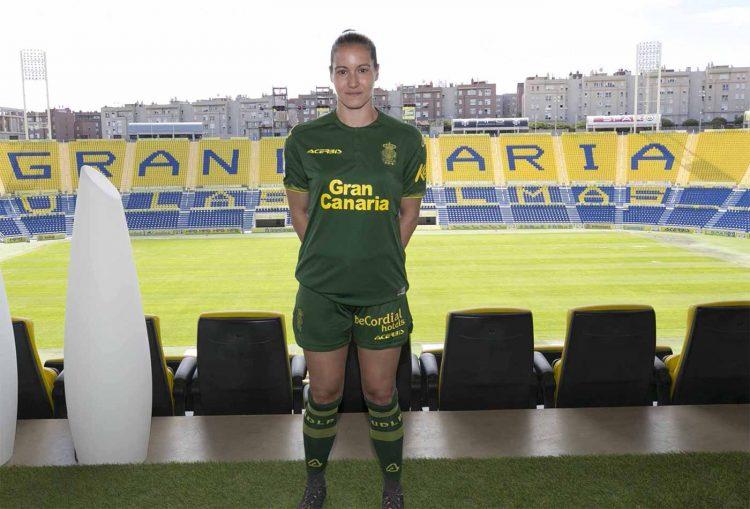 Divisa away Las Palmas 2018-2019