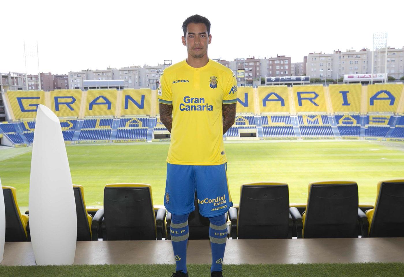 Maglie Las Palmas 2018-2019, la collezione firmata Acerbis