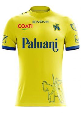 Maglia Chievo 2018-2019 Givova