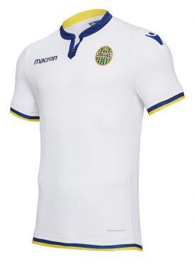 Seconda maglia Hellas Verona 2018-19