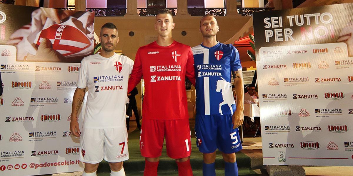 Maglie Padova Calcio 2018-2019