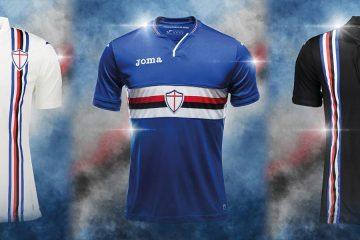 Maglie Sampdoria 2018-2019 Joma