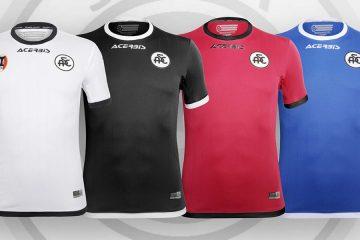 Maglie Spezia Calcio 2018-2019 Acerbis