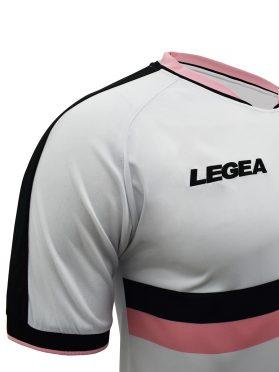 Maniche in mesh, maglia Palermo away