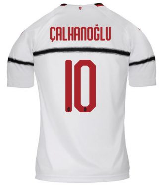 Maglia AC Milan Calhanoglu 10