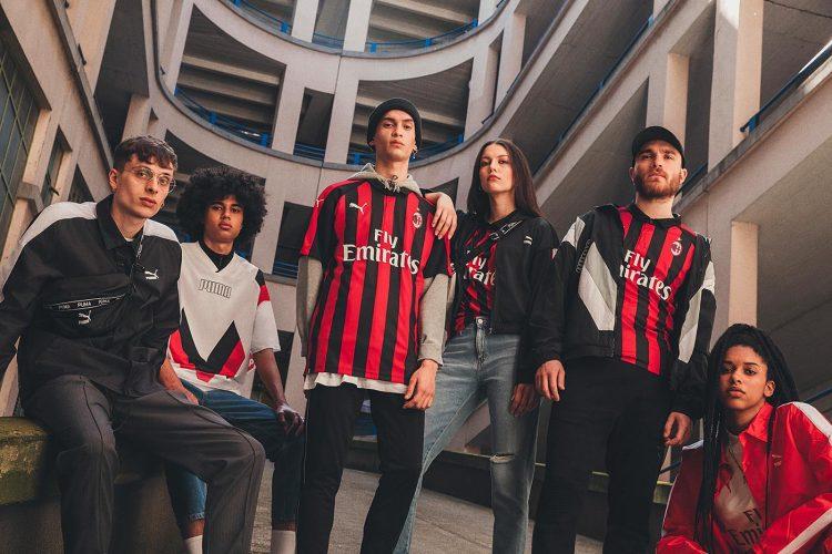 AC Milan kit home 2018ò-019