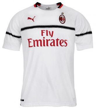 Seconda maglia Milan 2018-2019 Puma